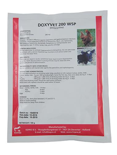 DOXYVET 200 WSP