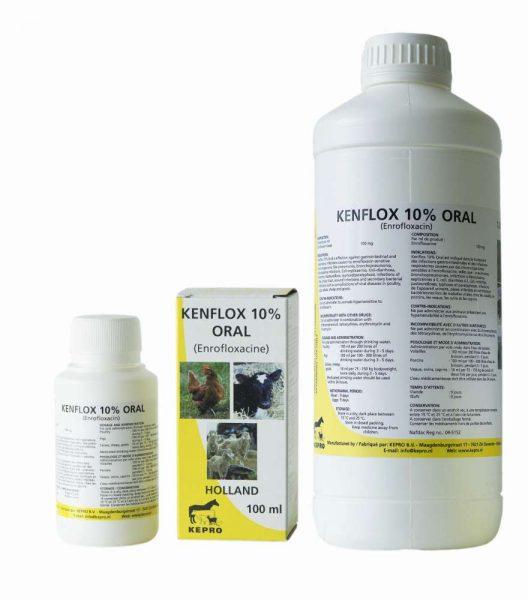 KENFLOX 10% ORAL