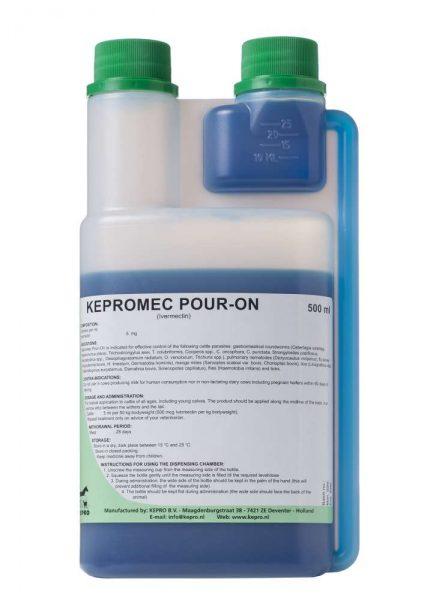 KEPROMEC POUR-ON
